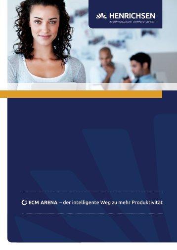 ecm arena - Henrichsen AG