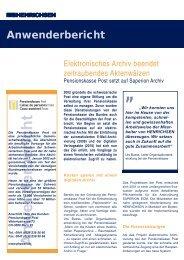 Anwenderbericht Pensionskasse.indd - Henrichsen AG
