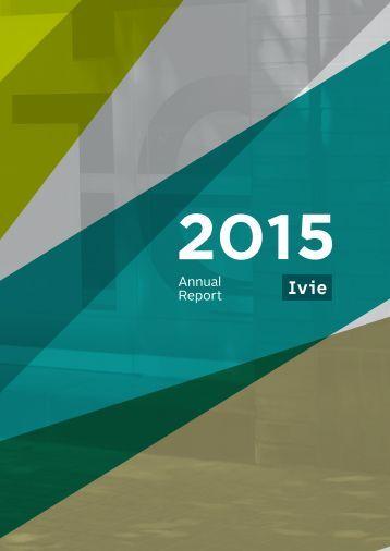 Ivie Annual Report 2015