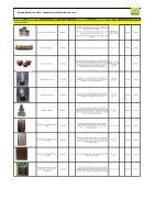 Bhome Wholesale Pricelist Decor 2016 - Page 4
