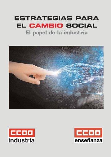 ESTRATEGIAS PARA EL CAMBIO SOCIAL