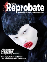 The Reprobate issue 0