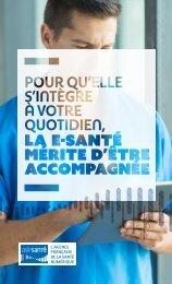 ASIP Santé - Plaquette institutionnelle