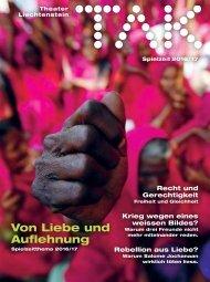 TAK Spielzeitprogramm 2016/17