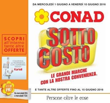 Conad Sorso 1>10 Giugno 2016