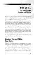 Digital Photography - Tips & Tricks - Page 4