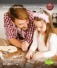 Catálogo  de Puntos Padres