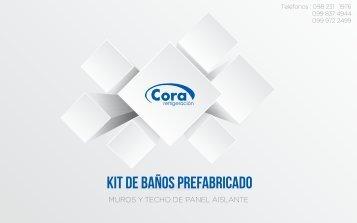 KIT BAÑO PREFABRICADO ECUADOR - INFO
