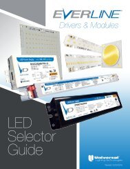 LED Selector Guide
