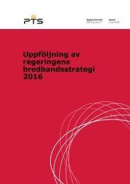 bredbandsstrategi 2016