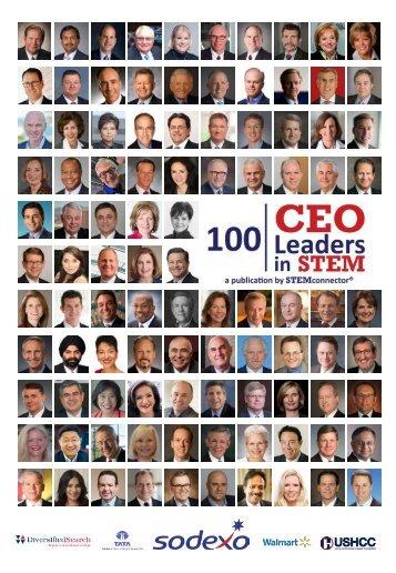 #100STEMLeaders