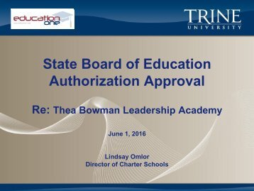 Authorization Approval