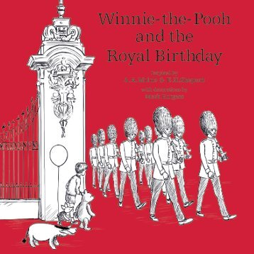 Winnie-the-Pooh and the Royal Birthday