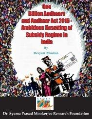 One-Billion-Aadhar-Report
