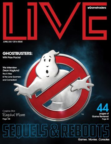 Live Magazine : June/July issue