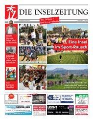 Die Inselzeitung Mallorca Juni 2016