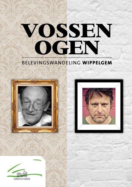Wandelbrochure Wippelgem door Vossenogen