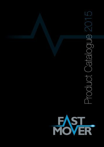 Fast Mover Tools Catalogue 2015