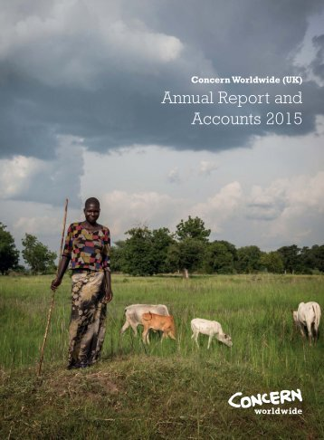 Annual Report and Accounts 2015