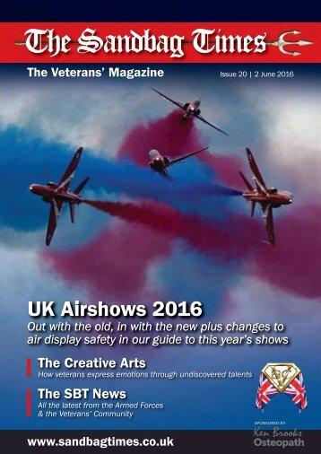 UK Airshows 2016