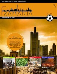 Framania Magazin Ausgabe Juni 2016