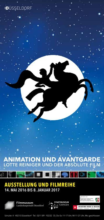 AnimAtion und AvAntgArde