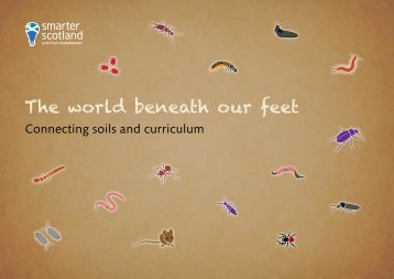 The world beneath our feet
