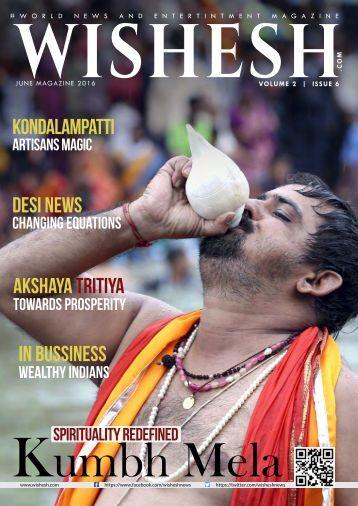 Wishesh Magazine June 2016