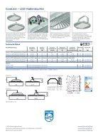 Philips CoreLine LED Hallenleuchte G3 Datenblatt Mai_2016 - Seite 2