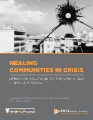 HEALING COMMUNITIES IN CRISIS