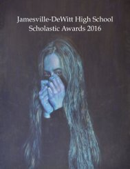Rambunctious Scholastic 2016 Special Issue