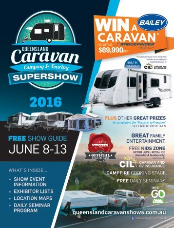 Queensland Caravan Camping & Touring Supershow
