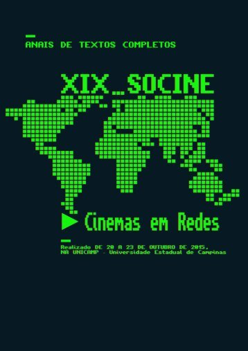 Estudos de Cinema e Audiovisual