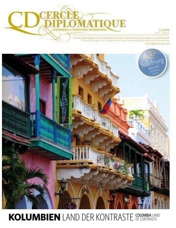 CERCLE DIPLOMATIQUE - issue 02/2016