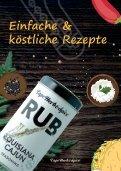 Cape Herb & Spice - Rub Rezeptideen - Seite 4
