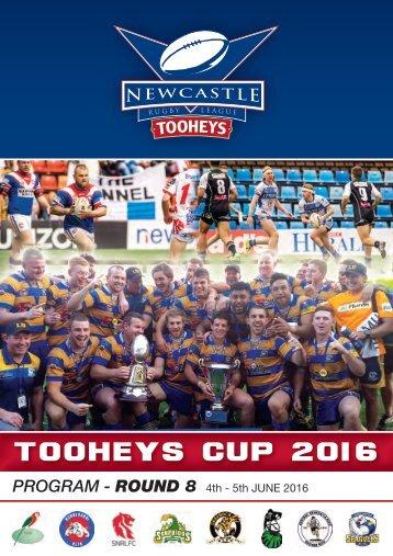 TOOHEYS CUP 2016