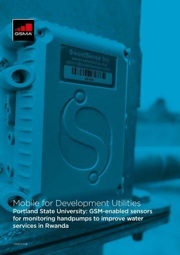 Mobile for Development Utilities