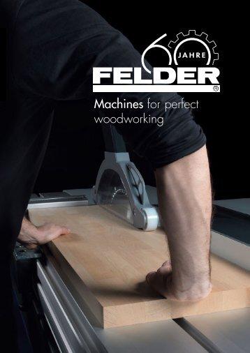 Catalog Felder 2016