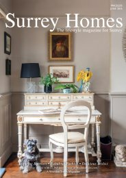 Surrey Homes | SH20 | June 2016 | Kitchen & Bathroom supplement inside