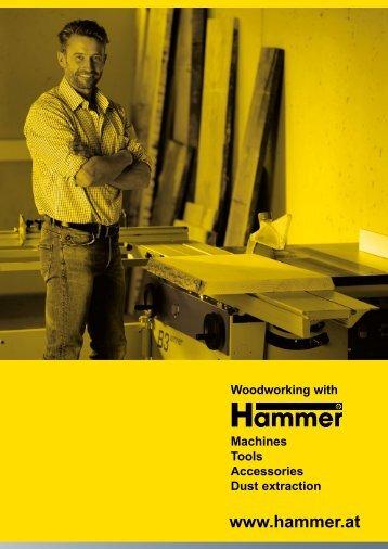Catalog Hammer 2016