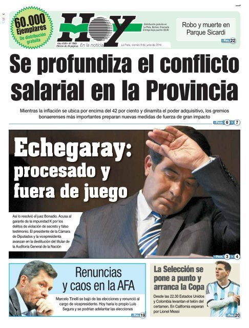 salarial en la Provincia