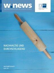 Holzwirtschaft | w.news 06.2016