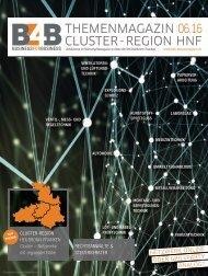 CLUSTER-REGION HEILBRONN-FRANKEN | B4B Themenmagazin 06.2016