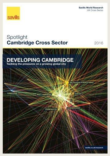 developing cambridge