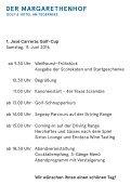 1. José Carreras Golf-Cup - DER MARGARETHENHOF Golf & Hotel am Tegernsee - Seite 5