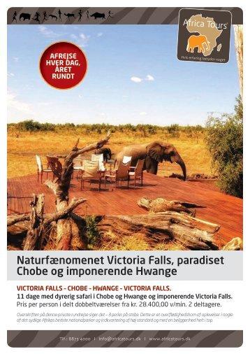 NaturfænomenetVFAChobeHwange2017