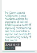 Commissioning Academy for Elected Members - Page 2