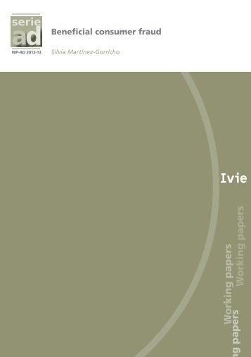 Download PDF - Ivie