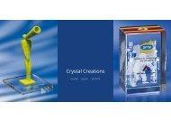 Crystal Creations Brochure 2016