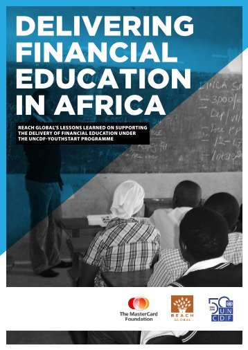 FINANCIAL EDUCATION IN AFRICA